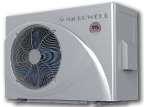 MICROWELL HP 1100 GREEN Inverter Pro HŐSZIVATTYÚ