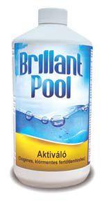 Brillant Pool aktiváló folyadék UVOX-201G-hez 1 liter