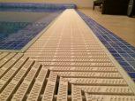 Feszített víztükrű medencék tartozékai