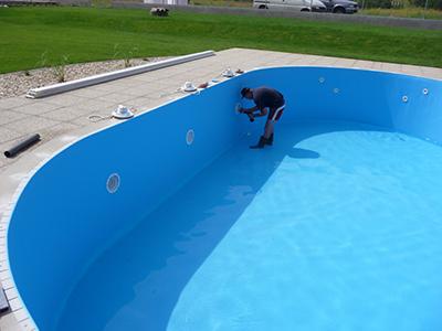 medence fóliázás akció